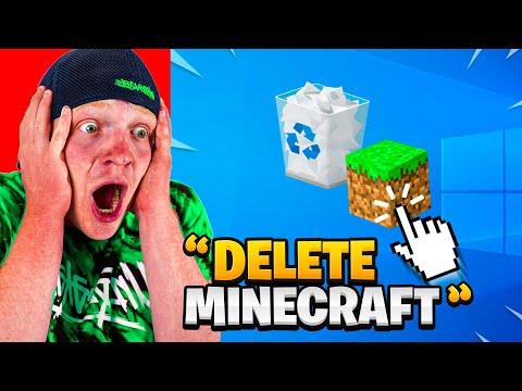 if-you-laugh-=-delete-minecraft!