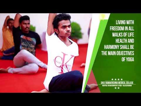 Naturopathy yoga Medical College Hospital  - Sreeramakrishna