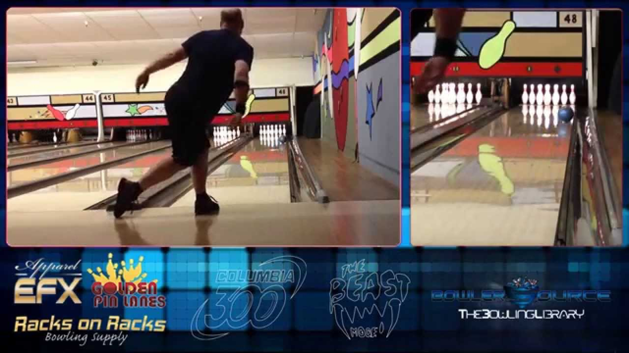 C300 Beast Mode Bowling Ball Review By Bowlersource Youtube