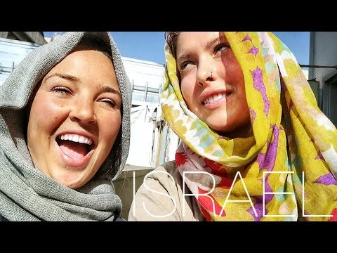 7 DAYS IN ISRAEL // Riding CAMELS For The First Time // Travel Vlog