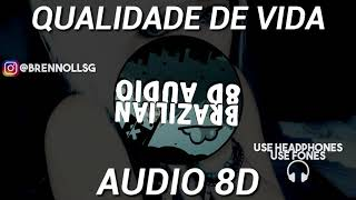 Baixar Simone & Simaria, Ludmilla - Qualidade De Vida [AUDIO 8D]