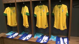 Gatorade - Bastidores Seleção Brasileira