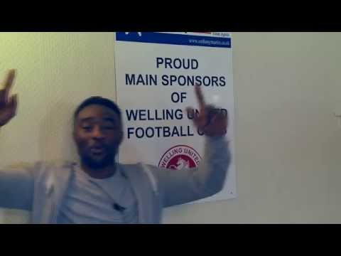 Sahr Kabba interview after signing for Welling United 20th May 2015