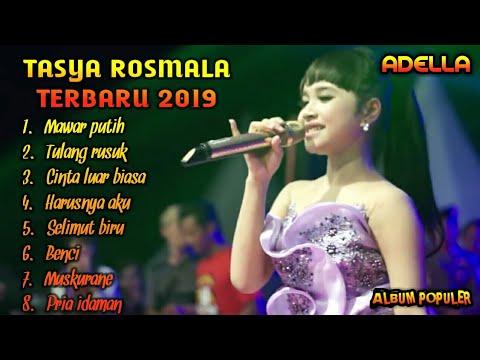 ALBUM TERBARU TASYA ROSMALA 2019 | OM. ADELLA + Lirik
