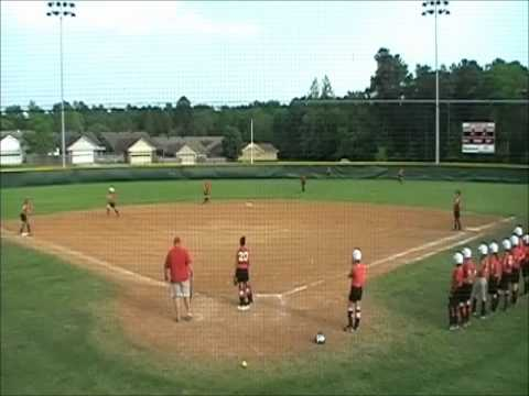 Magnolia Lady Panthers Softball Drills Magnolia Arkansas Youtube