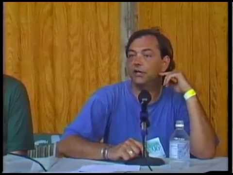 Rich Mullins Creation '96 Press Conference (Raw Footage)