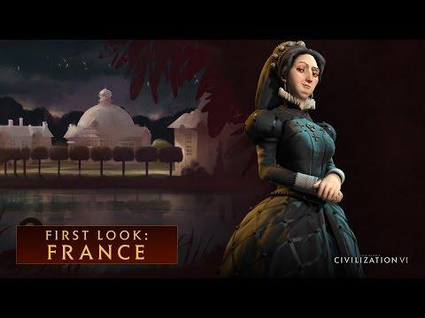CIVILIZATION VI - First Look: France