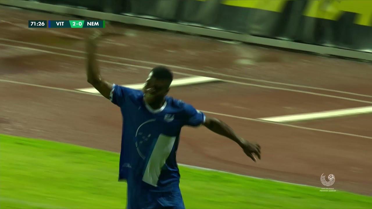 2:0 – Cантос, Витебск – Неман, Беларусбанк - Высшая лига