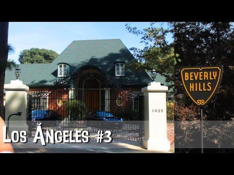 Viendo casas de famosos en Beverly Hills - Los Ángeles #3