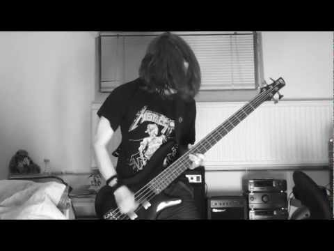 Bass Cover - Insomnium - Down With The Sun