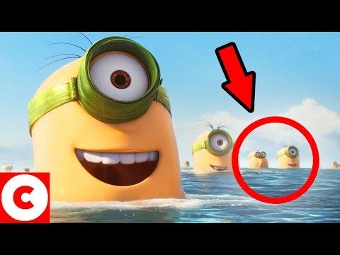 10 Erreurs De Films D'animation Que Vous N'avez Jamais Remarqué