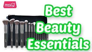 5 Best Beauty Essentials 2018