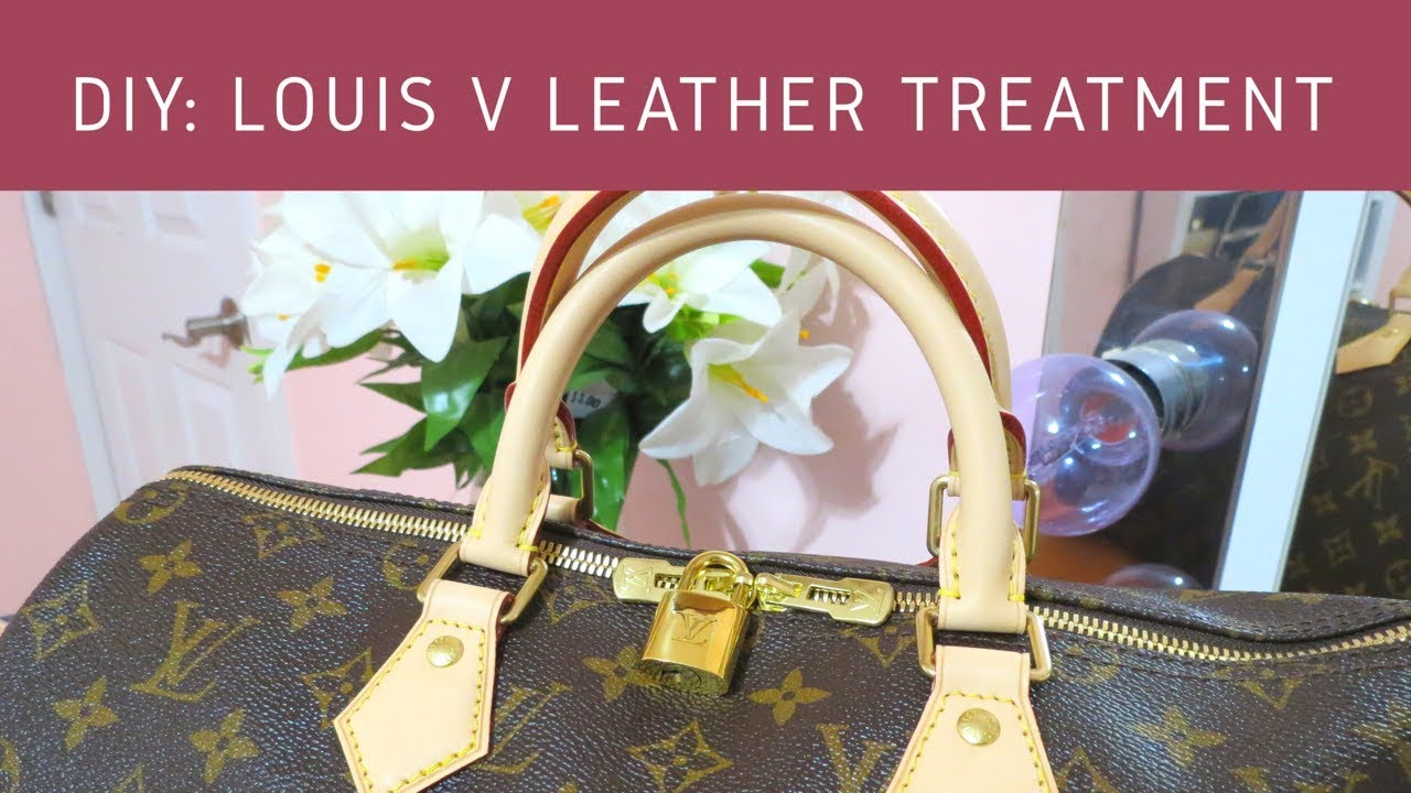 2979095fd3e1 DIY  Louis V Leather Treatment (Waterproofing) + Can be used on Uggs   Suede