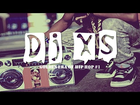 Old School Hip Hop Mix - Dj XS presents the Golden Era of Hip Hop #1 - Free Download