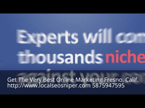 How To Market Your Business Online Fresno, Calif.