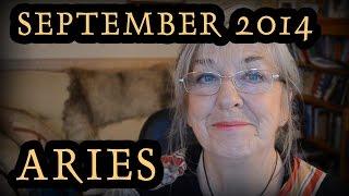 Aries Horoscope for September 2014