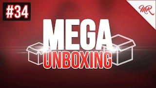 #34 MEGAUNBOXING ◊ Marcos Reviews