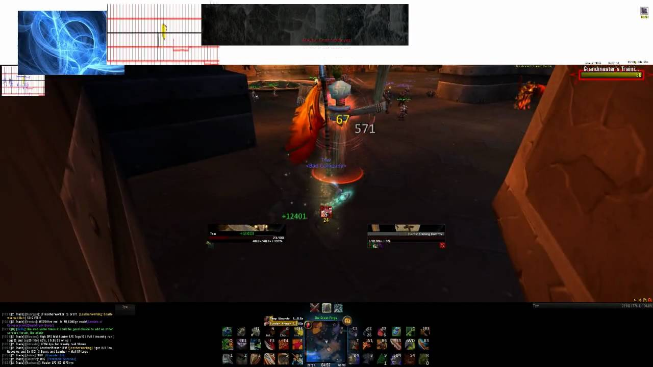 Threat Rotation for Protection Warrior Tanks Single Target Guide