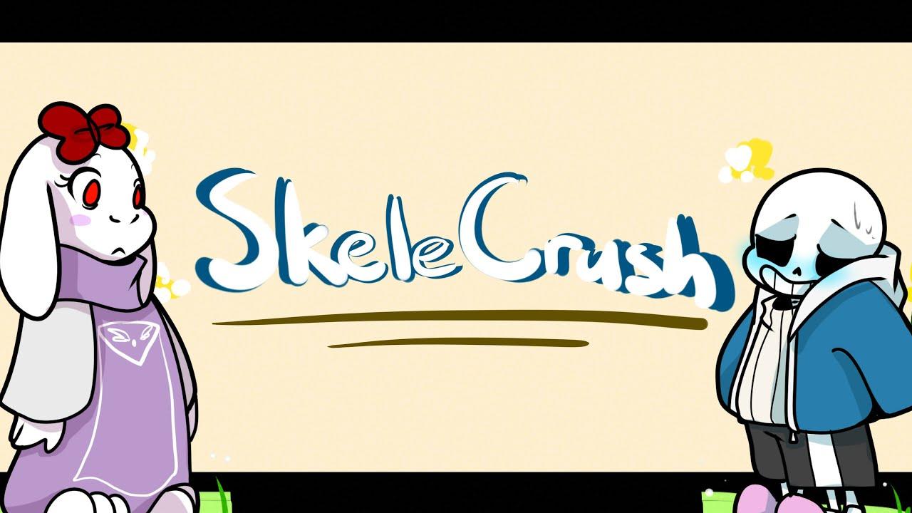 Skelecrush Soriel Animation Music Vid - Youtube-2635