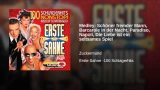Medley: Schöner fremder Mann, Barcarole in der Nacht, Paradiso, Napoli, Die Liebe ist ein...