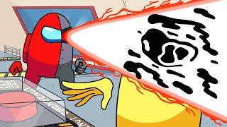 Among Us Logic: Airship Arrival | Cartoon Animation