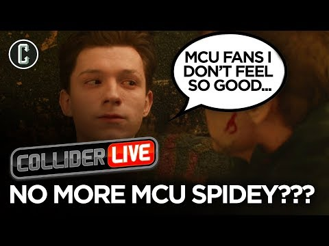 Has Marvel and Sony Ended Their Spider-Man Partnership? - Collider Live #202