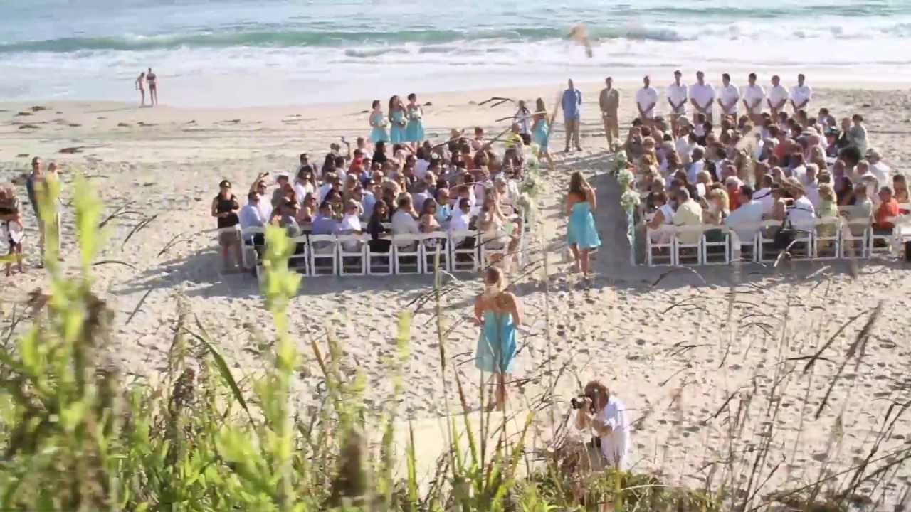 Nick Katie Salt Creek Beach Wedding Film Video