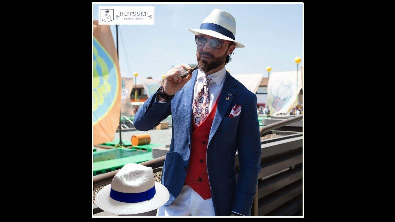 Sombrero Hombre Boda Panam/á Jazz con ala Ancha Gorro de Copa Disfraz Trilby Hat Adulto Caballeros Sombrero Invierno C/álido para Fiesta Viaje AIEOE