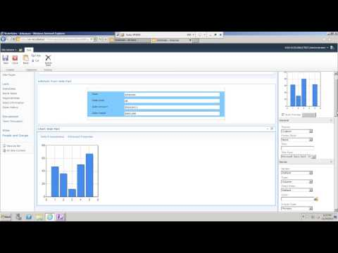 SharePoint 2010 Add Web Part to InfoPath List Form