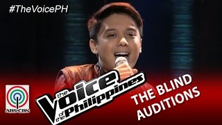 "The Voice of the Philippines Blind Audition ""You Are My Song"" by Timothy Pavino (Season 2)"