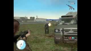 GTA 4 мод и война с копами=)