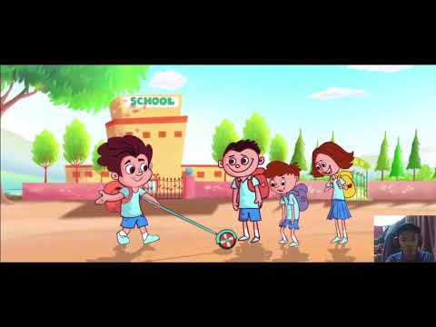 Story for Children by Sayono   My Car: Learn English (IND)