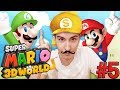 Super Mario 3D World [#5] - Lodowa kraina!