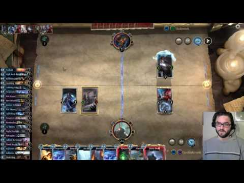 In Which We Play Against KOLENTO - An Epic Elder Scrolls Legends Match