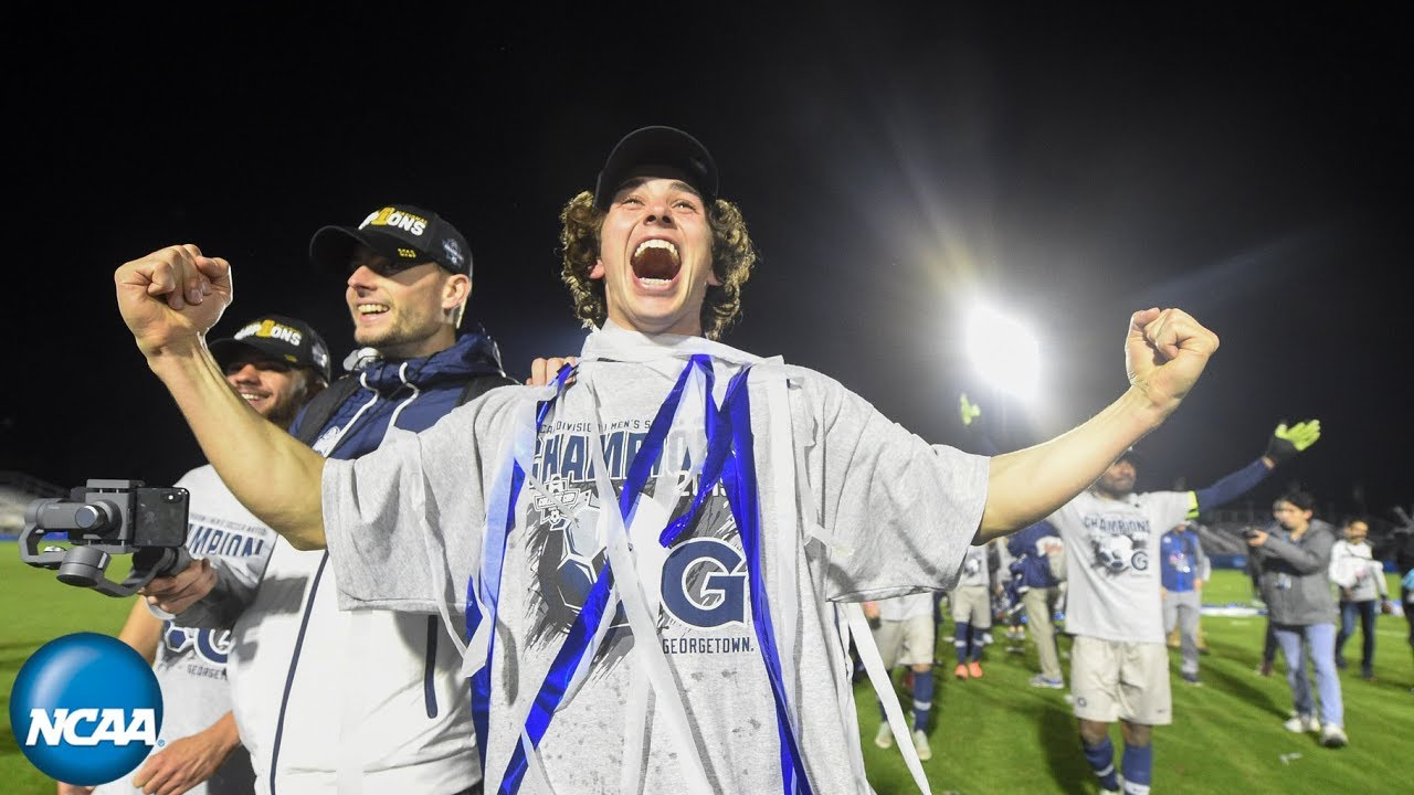 2019 College Cup extended highlights: Georgetown beats Virginia for national title