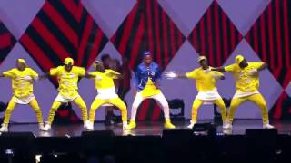 Diamond Platnumz- Live Perfomance at Mtv Mama Award 2016