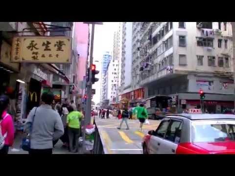 香港自由行---a10機場公車下車站步行往西環今旅酒店-hotel-jen