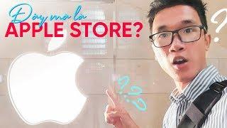 Không thể tin được đây mà là Apple Store!!