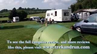 The Camping And Caravanning Club, Salisbury