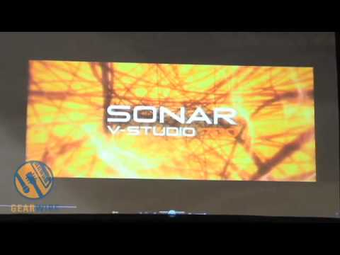 Cakewalk Sonar V-Studio 700 Conference Video From 125th AES