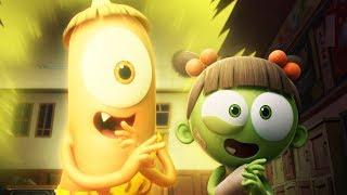 Spookiz | das Spiel mit Schatten | 스푸키즈 | Lustige Zeichentrick | Kids Cartoons | Videos für Kinder