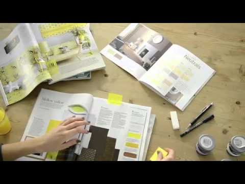 How to choose the perfect paint colour by Johnstone's