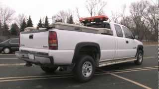 2003 GMC Sierra 2500HD - Chicago Motor Cars Video Test Drive Review with Chris Moran