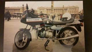 L'invention du 1er  Moteur rotatif Français, lauréate du Grand Prix de la Foire de Paris 1989.