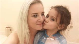 Weekend vlog // Caylin's 6th birthday party!