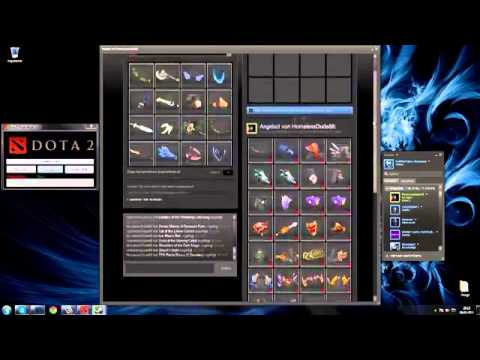 dota 2 trade hack v2 0 items giveaway 2013 download youtube