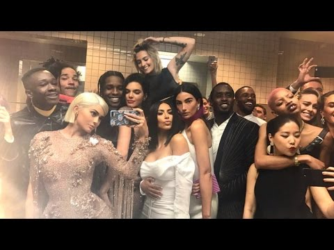 Did Celebrities Break the Law By Smoking in Bathroom of Met Gala?