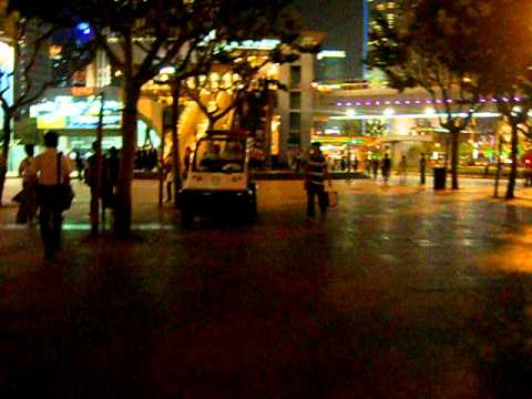 Pudong Streets