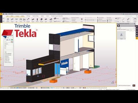 Astuce Tekla Structures : Outil de découpe - Clipper