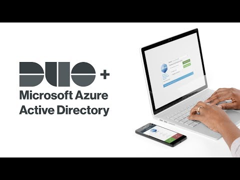 How to Install Duo 2FA for Azure Active Directory - YouTube